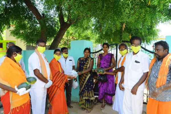 6 mathaji vegitables & fruits disribution bk